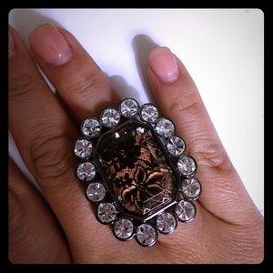 Betsey Johnson vintage ring